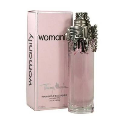 Женская парфюмерия Туалетная вода Thierry Mugler Womanity 80ml (лицензия)