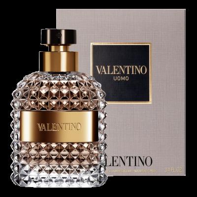 Мужская парфюмерия Туалетная вода Valentino Uomo 100ml (лицензия)