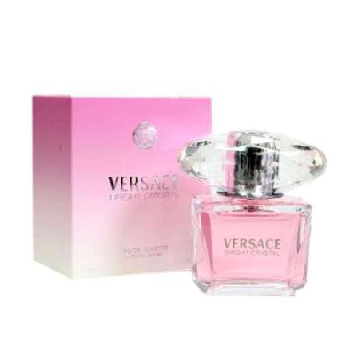 Женская парфюмерия Туалетная вода Versace Bright Crystal 90ml (лицензия)
