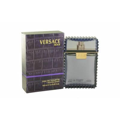 Мужская парфюмерия Туалетная вода Versace Man 100ml (лицензия)