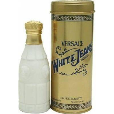 Женская парфюмерия Туалетная вода Versace White Jeans 75ml (лицензия)