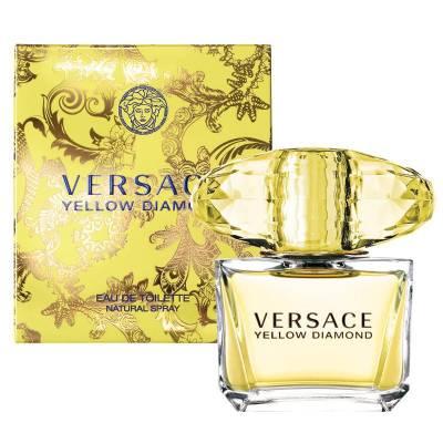 Женская парфюмерия Туалетная вода Versace Yellow Diamond 90ml (лицензия)