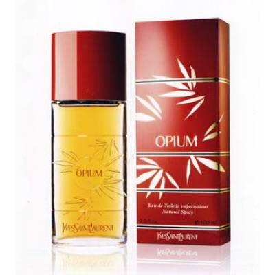 Женская парфюмерия Туалетная вода YSL Opium 100ml (лицензия)