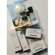 Набор кремов Chanel Hydra Beauty 4шт (лицензия)