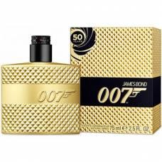 Туалетная вода James Bond 007 Gold Edition 75ml (лицензия)