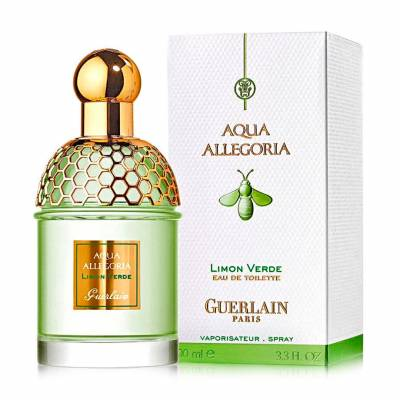 Туалетная вода Guerlain Aqua Allegoria Limon Verde 100ml (лицензия)