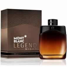 Парфюмированная вода Mont Blanc Legend Night 100ml (лицензия)