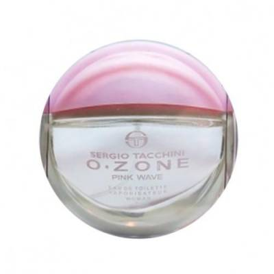 Женская парфюмерия Туалетная вода Sergio Tacchini Ozone Pink Wave 75ml (лицензия)